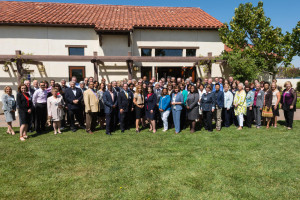 Attendees at the National Lab Director Council on Diversity and Leadership workshop.