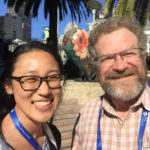 """Kathleen Chen, who <a href=""""http://education.lbl.gov/Programs/SULI/index.html"""">interned</a> at the Molecular Foundry with Ron Zuckermann last summer, was recognized during the Undergraduate Research in Polymer Science symposium at the American Chemical Society meeting. Her <a href=""""https://ep70.eventpilot.us/web/page.php?page=IntHtml&project=ACS17SPRING&id=2645644"""">poster</a> described using gold nanoparticles embedded into peptoid nanosheets to create """"all-in-one"""" chemical and optical sensors."""