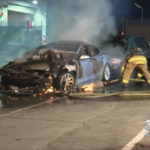"After responding to a Tesla vehicle battery pack that caught fire, Santa Clara fire officials say they are still learning how to handle electric vehicle fires. ""The heat and the fire is actually inside the cells inside the batteries, so it's very hard to get the water and the cooling to that,"" explained the Lab's Gerbrand Ceder. Unlike a regular fire, Ceder says, it's the chemicals inside the batteries that are producing the heat in these cases. <a href=""https://sanfrancisco.cbslocal.com/2018/12/19/fire-officials-dealing-tesla-fires-learning-process/"">More></a>"